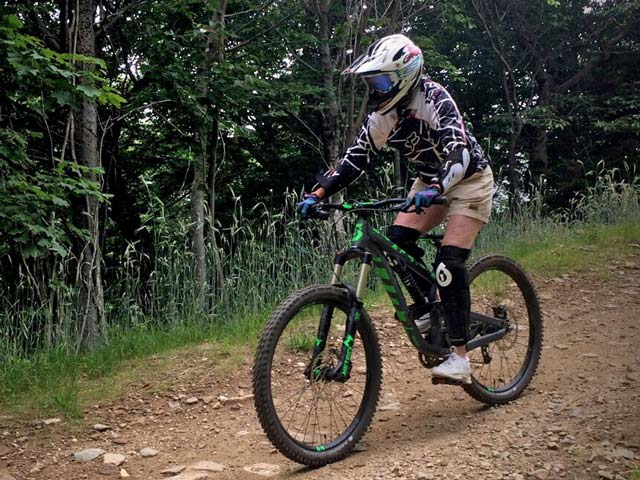 Bike The Green Mountains From The Birch Ridge Inn Killington Vermont